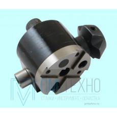Бабка центровая  d 60 КМ 1 поворотная под паз 12мм (УЗСП-25/1) (восстановленная)