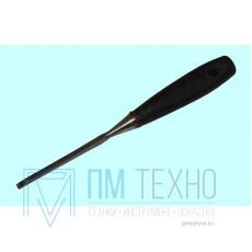 Стамеска  плоская  5мм (пластиковая ручка)