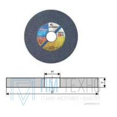 Круг Зачистной неармированный 200х32х32 ПП 14А 40СТ(А40) по металлу (бакелитовый) (Луга)