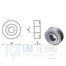 Пластина RNMM - 150600  Т5К10(Н30) круглая dвн=6мм (12124) со стружколомом