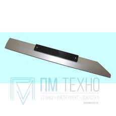 Линейка Лекальная тип ЛД- 600 кл.точн.1 с двухсторонним скосом ножевидной формы, AlMg