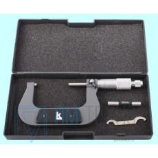 Микрометр Гладкий МК- 75   50- 75 мм (0,01) кл.т.1 (ЧИЗ)
