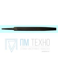 Напильник Плоский 200мм №3 сталь У13А (остроносый) ГОСТ1465-80, коррозия