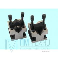 Призмы поверочные и разметочные  35х 35 х30мм тип П1-1 кл.точн.0 (комплект из 2-х шт)